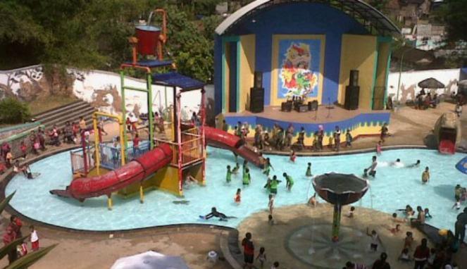 Waterpark Sumber Udel Blitar Direktori Online Wisata Di